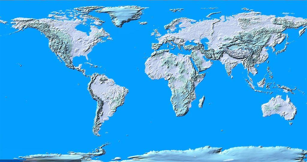 mapa mundi rieleve mudo