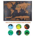 mapa mundi rascar paises