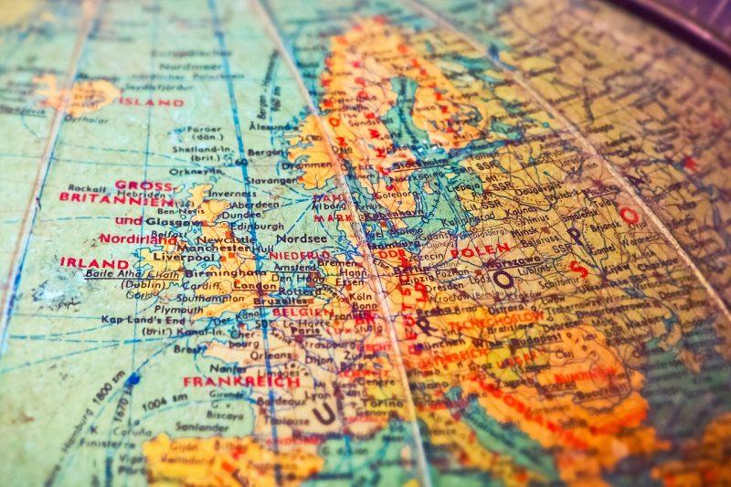 Mapa Actual De Europa Y Asia.Mapa De Europa Para Imprimir Politico Fisico 2019