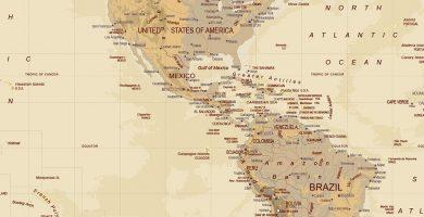 mapamundi america