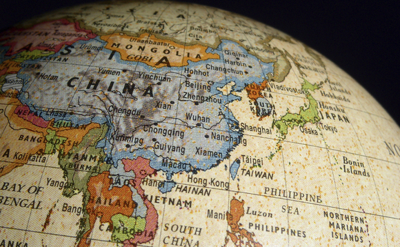 mapa mundi asia