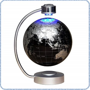 bola del mundo magnetica flotante