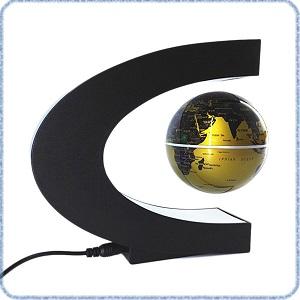 globo terrestre levitante