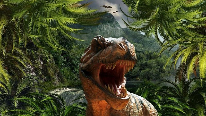convivieron dinosaurios y humanos