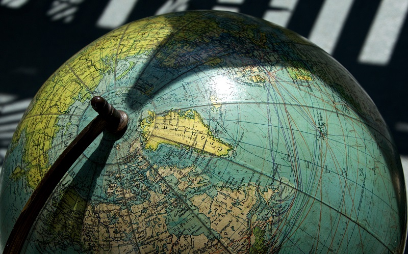 globo mundial planeta tierra