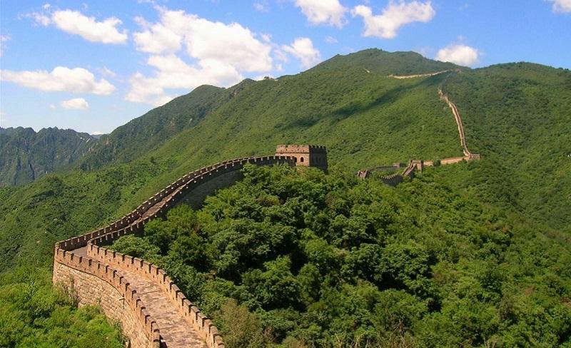 muralla china maravilla del mundo