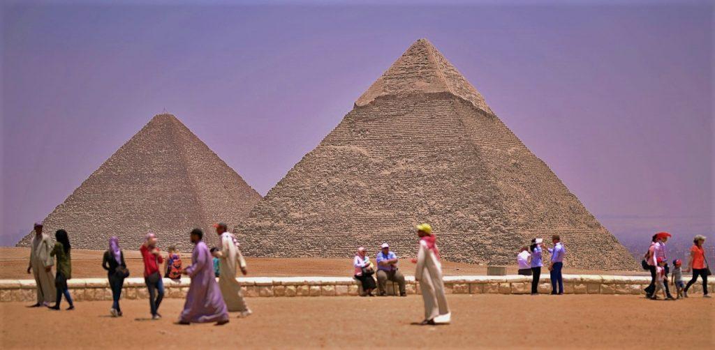 piramide giza maravilla del mundo