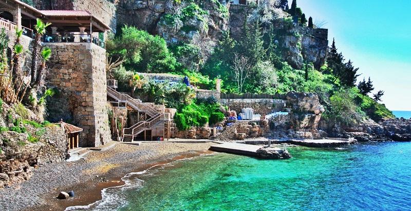 Antalya, Turquía - 11.27 millones de visitantes internacionales