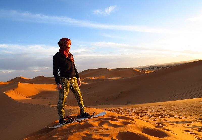 sahara argelia