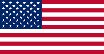 bandera eeuu estados unidos america