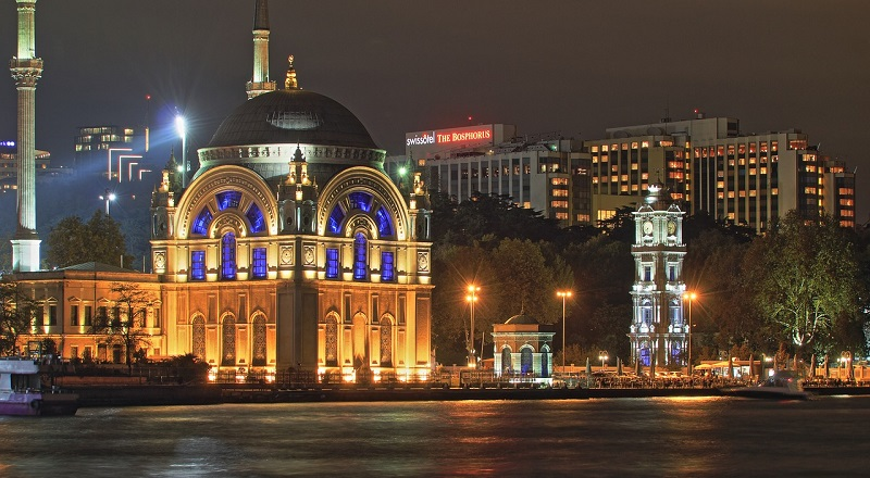 Estambul, Turquía - 12.8 millones de visitantes internacionales
