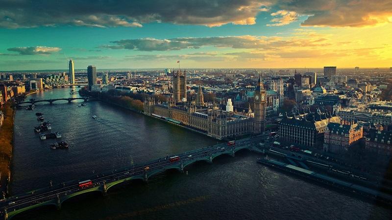 Londres, Reino Unido - 20,42 millones de visitantes