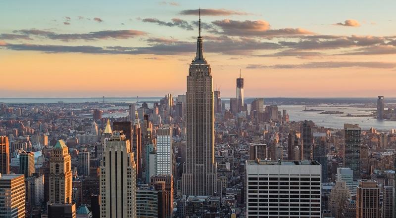 Ciudad de Nueva York, EE.UU. - 13,67 millones de visitantes internacionales