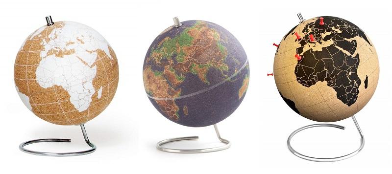 bolas mundo corcho barata