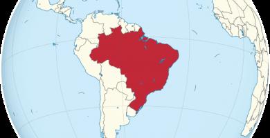 mapa mundi brasil globo terraqueo