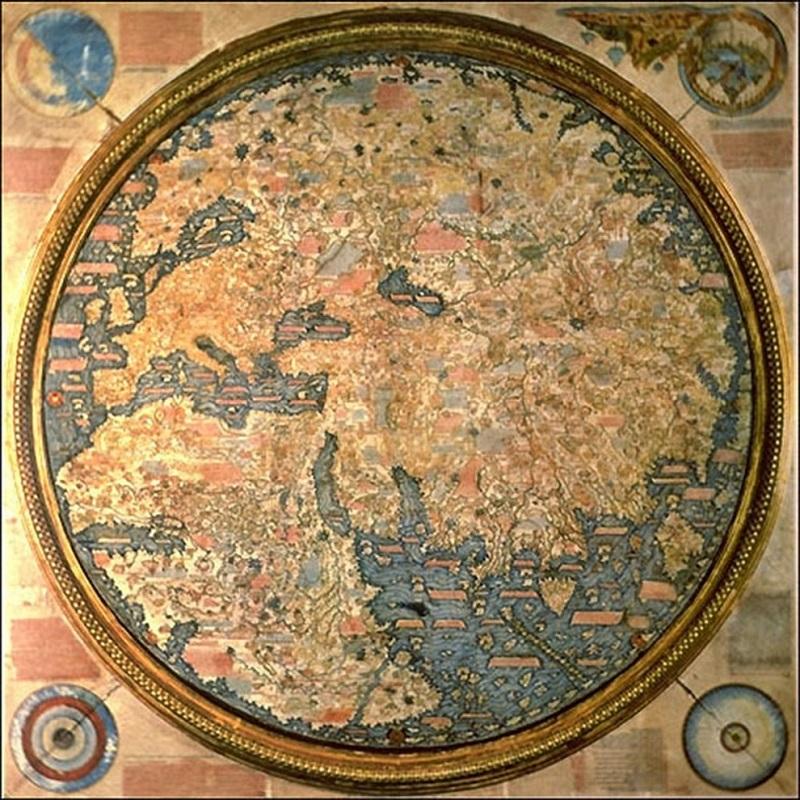 mapamundi 1459 fra mauro