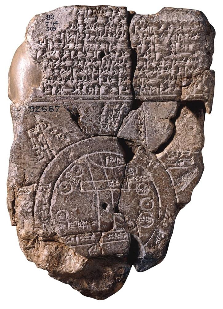 mapamundi mas antiguo del mundo