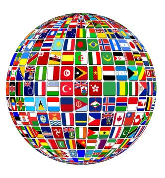 mapas de paises para imprimir