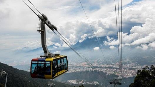 teleferico merida venezuela