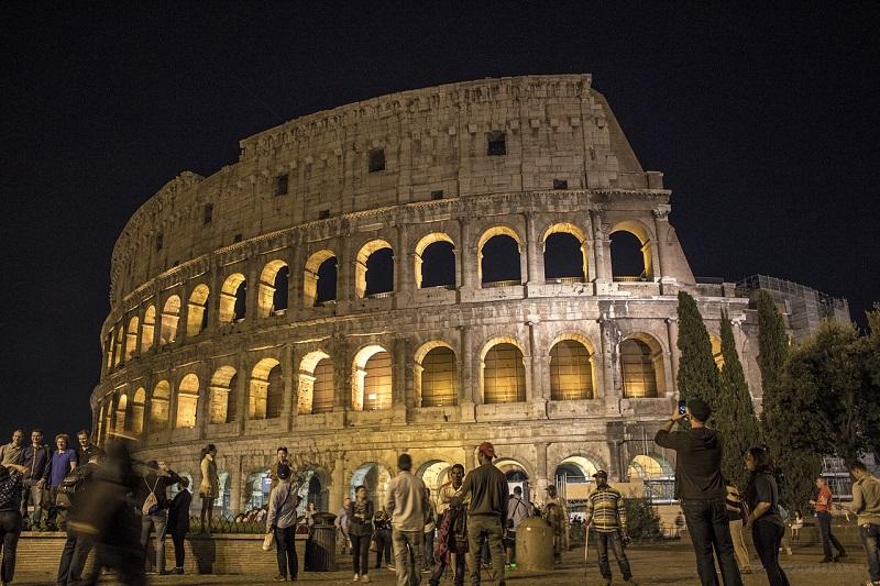 coliseo romano anfiteatro flavio