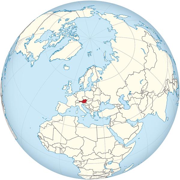 austria mapa mundi globo terraqueo