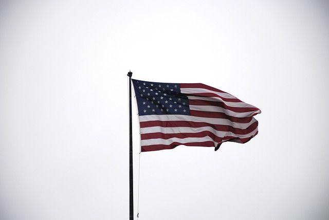 curiosidades bandera estados unidos de america