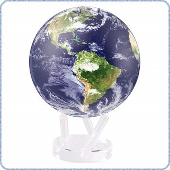mova globo terrestre planeta tierra