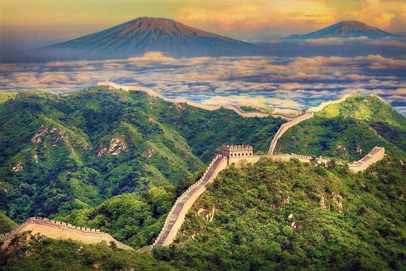 geografia fisica china muralla