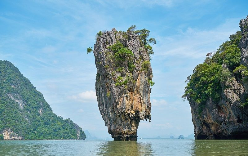 phang nga tailandia