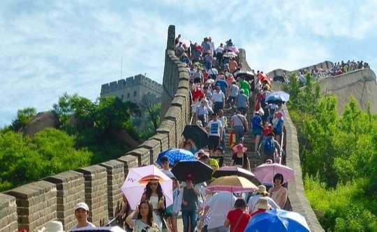 turismo gran muralla china